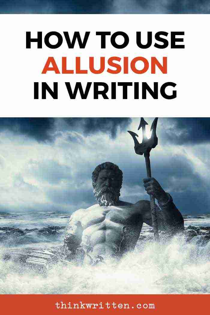 allusion in writing