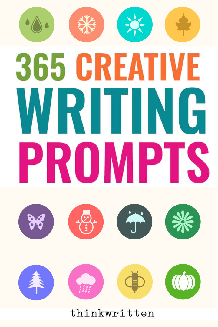 daily writing prompt ideas