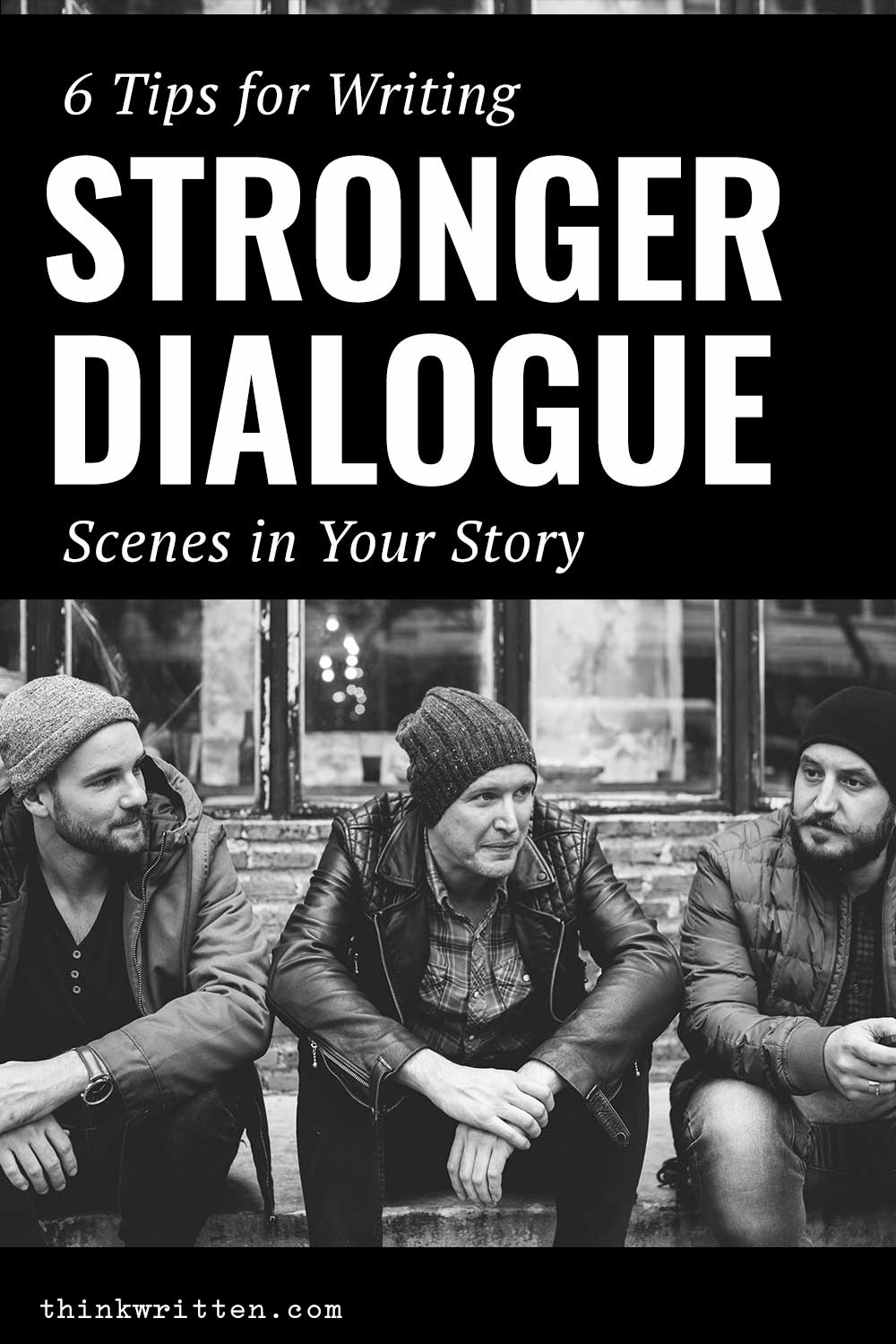 6 tips for writing powerful dialogue