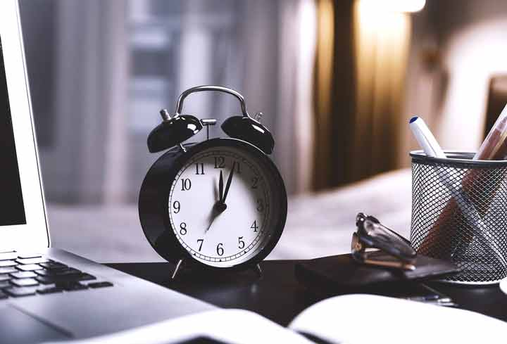 time to write