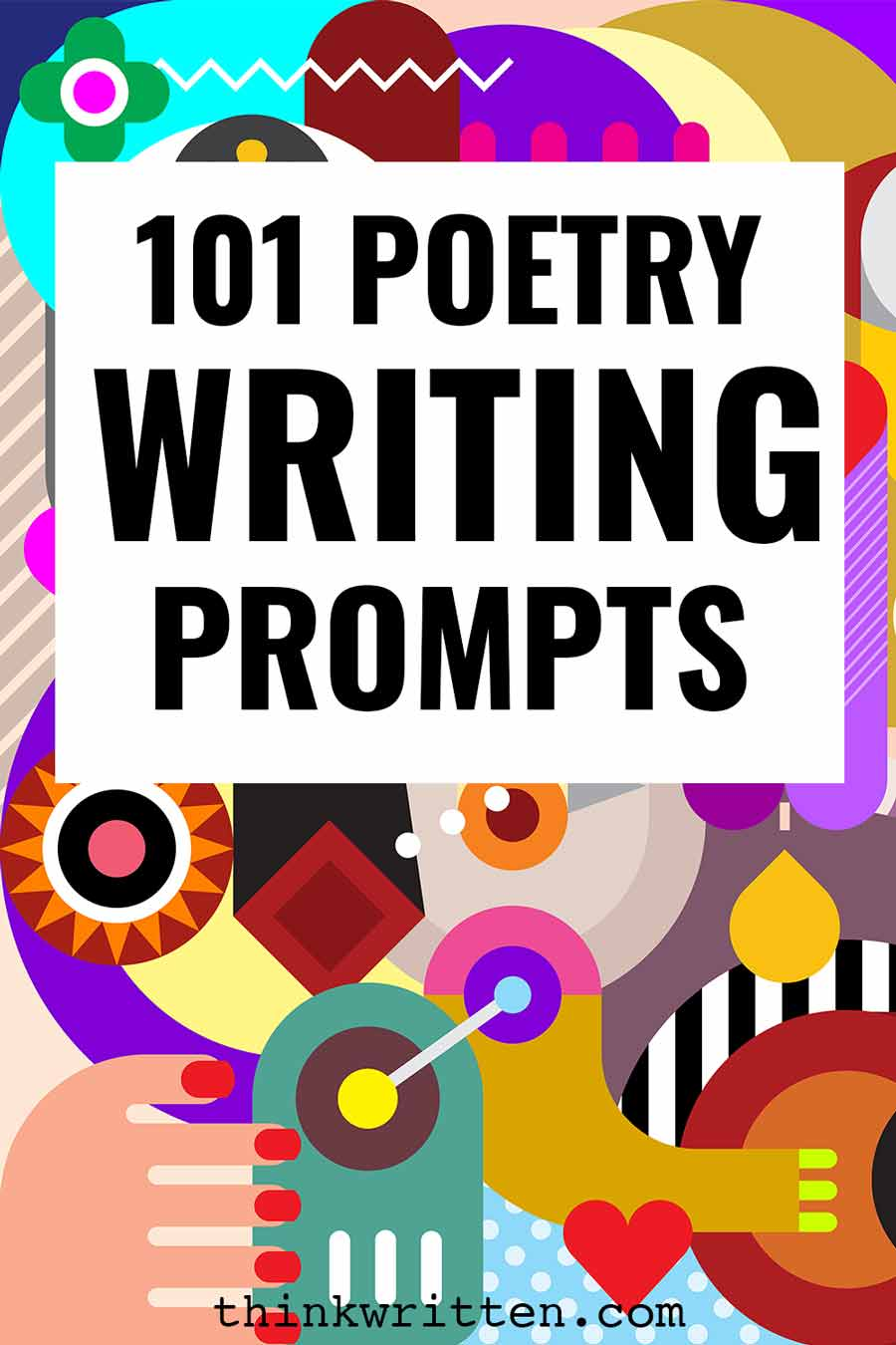 poetry writing prompts